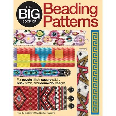 Kalmbach Publishing Books-the Big Book Of Beading Patterns