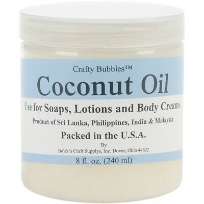 Coconut Oil 8oz-