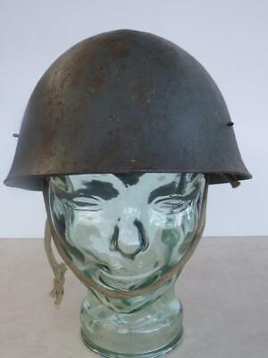 Ww2 Japanese Naval Helmet - Late War Pattern - Excell  Condition
