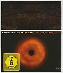Kings Of Leon - Only by the Night/Live at the O2 London, ... | DVD | Zustand gut