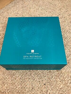 Spa Retreat The Discovery Collection Temple Spa New
