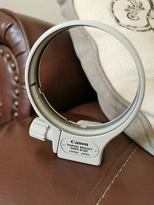 Canon Tripod Mount Ring B (W) to fit Canon Telephoto Lens EF 100-400mm F4.5/5.6