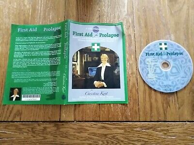 Christine Kent First Aid for Prolapse DVD.