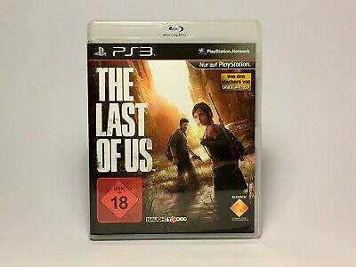 The Last Of Us (Sony PlayStation 3, 2013, DVD-Box)