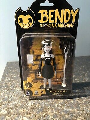 NEW! Bendy and the Ink Machine Alice Angel Action Figure