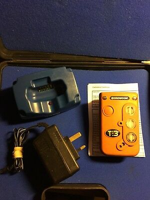 Crowcon T3 Gas Detector.