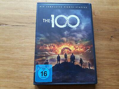The 100 Staffel 4 - auf DVD, Top-Science-Fiction-Serie von Jason Rothenberg