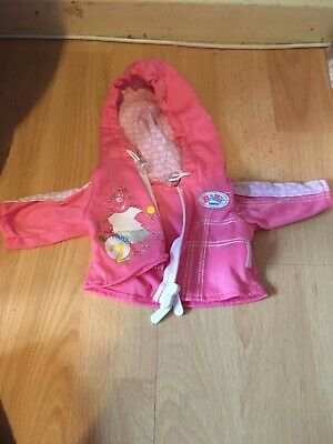 Baby Born Girl Doll Bundle Of Clothes