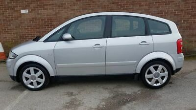 2001 Audi A2 1.4 Se Full History Panoramic Roof Only 52000 Miles 1 Owner Car