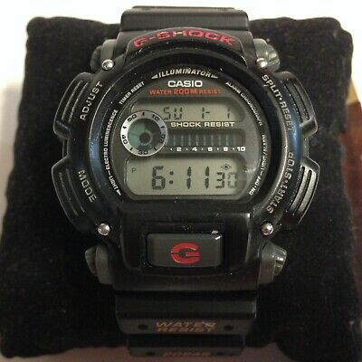Casio G-Shock DW-9052 Wrist Watch for Men New Battery