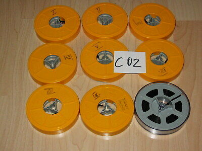 Privat gedrehter Film: Mallorca + Andalusien 1964 !! Normal-8 Color 135m (#C02)