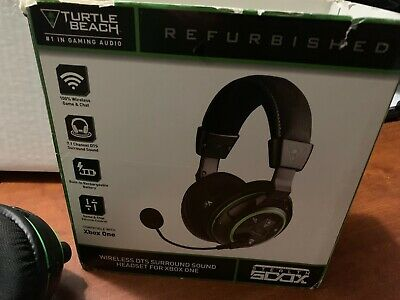 fbf815467e3 Turtle Beach Ear Force Stealth 500X Wireless 7.1 Surround Sound Headset  Xbox One