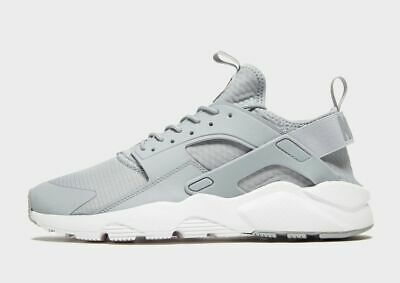 sports shoes 5d5e3 65fae BNIB NIKE AIR HUARACHE RN ULTRA wolf grey MEN SIZE UK9