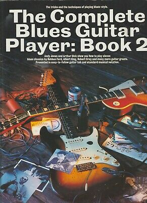 The Complete Blues Guitar Player Book 2