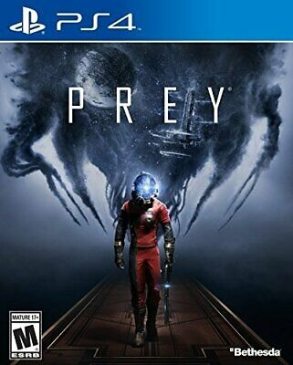 NEW Prey (PlayStation 4/PS4) US Version FACTORY SEALED!
