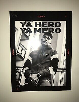 Mero - Ya Hero Ya Mero LTD | Limited Edition Fanbox | neu + ovp!