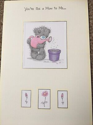 Like A Mum Me To You Tatty Teddy Mothers Day / Thank you Card From Just 99p