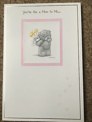 Like A Mum Me To You Tatty Teddy Mothers Day Discontinued Card From Just 99p