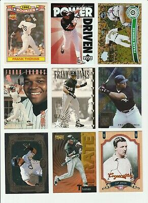 1996 Upper Deck Power Driven #17 Frank Thomas (#48)