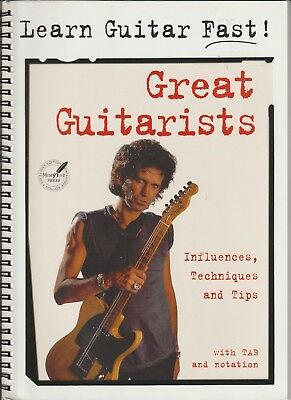 Learn Guitar Fast Great Guitarists