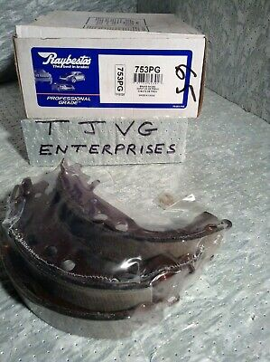 Drum Brake Shoe PG Plus Organic Rear Raybestos 553PG NEW