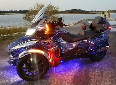 2013 Can-Am RT  2013 Can Am Spyder RT S SE5