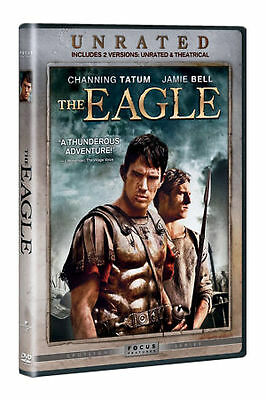 The Eagle (DVD, 2011) UNRATED Channing Tatum, Jamie Bell (#114)
