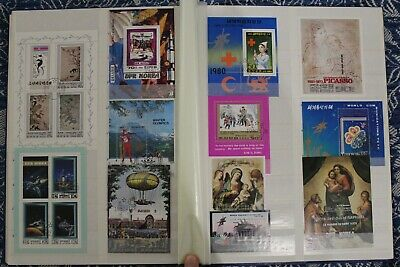 Stockbook with more than 1000 stamps all different! Worldwide stamps!