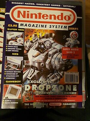 Official Nintendo Magazine - Issue 4. January 1992