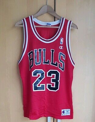 photos officielles 494e6 1bb0d VINTAGE CHAMPION MICHAEL Jordan #23 Washington Wizards Bleu ...