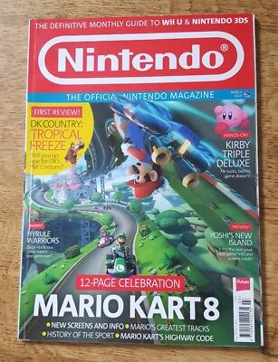 The Official Nintendo Magazine - Issue 115 March 2014