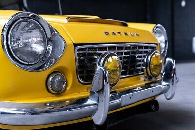 $30K THIS WEEKEND ONLY Collectable 1964 Datsun Fairlady Sports rare Hardtop