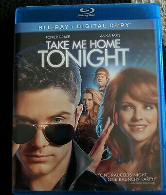 Take Me Home Tonight | Blu-Ray, 2-Disc