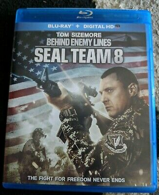 Seal Team 8: Behind Enemy Lines | Blu-ray