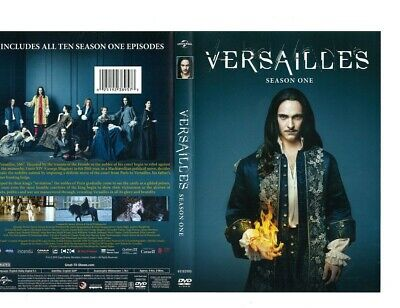 Versailles Season One DVD Not Rated