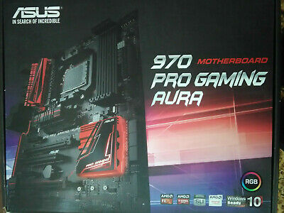 asus 970 pro gaming/aura manual