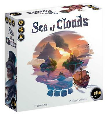 Sea of clouds - Deutsche Ausgabe ~ Théo Rivière ~  3760175513305