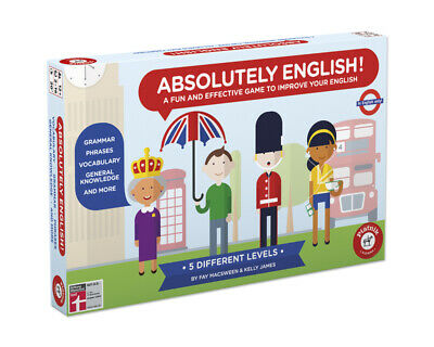 Absolutely English ~  ~  9001890620041