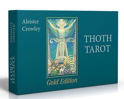 Aleister Crowley Thoth Tarot ~ Aleister Crowley ~  4250375102458