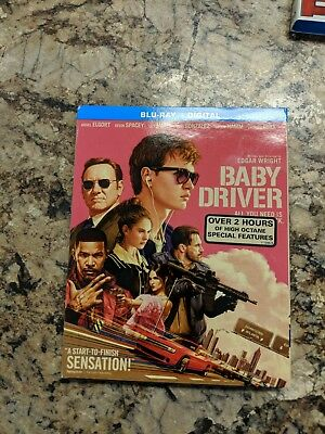 Baby driver blu ray and digital hd