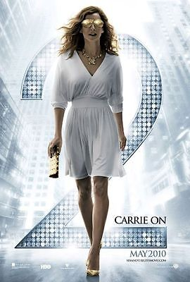 Affiches Sex And The City 2 Sarah Jessica Parker Affiche Photo Grande #7