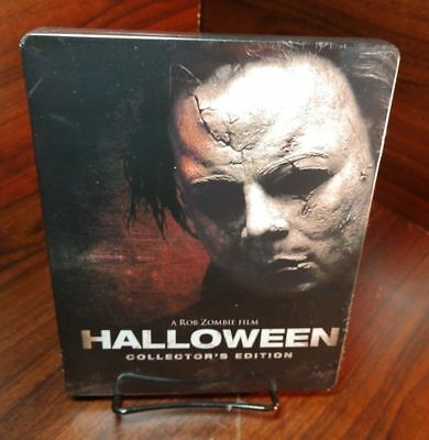 Halloween Steelbook (Blu-ray,2-Disc)NEW (Sealed)-Free Box Shipping with Tracking
