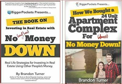 The Book on Investing in Real Estate with No Money Down (Phone/PC/Tab*Only)