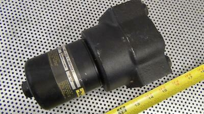 Parker Hydraulics 18P105QH98M4M41 High Pressure Filter - NEW