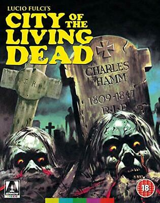CITY OF THE LIVING DEAD — Deluxe ARROW VIDEO U.K. import Blu-ray | NEW / SEALED