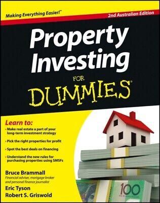 Property Investing For Dummies (Paperback), Brammall, Bruce, Tyso...