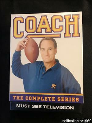 COACH: COMPLETE Craig T. Nelson TV SERIES Season 1 2 3 4 5 6 7 8 9 Boxed DVD Set