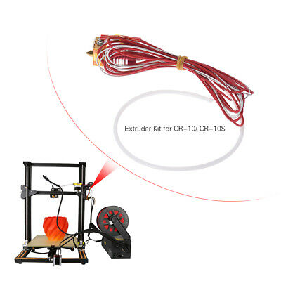 0.4mm Nozzle MK8 3D Printer Extruder Kit for Creality CR-10 CR-10S Filament
