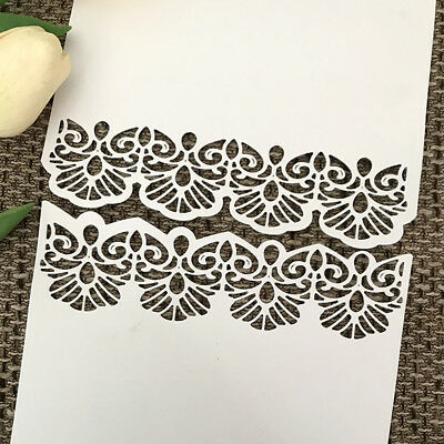 lace Design Metal Cutting Dies For DIY Scrapbooking Card Paper Album_S