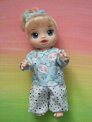 "Dolls clothes for 13"" BABY ALIVE / MY MOMMY DOLL~Top~Pants~Headband // Spots"